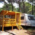 Klimatizované karavany Baško Polje Chorvatsko