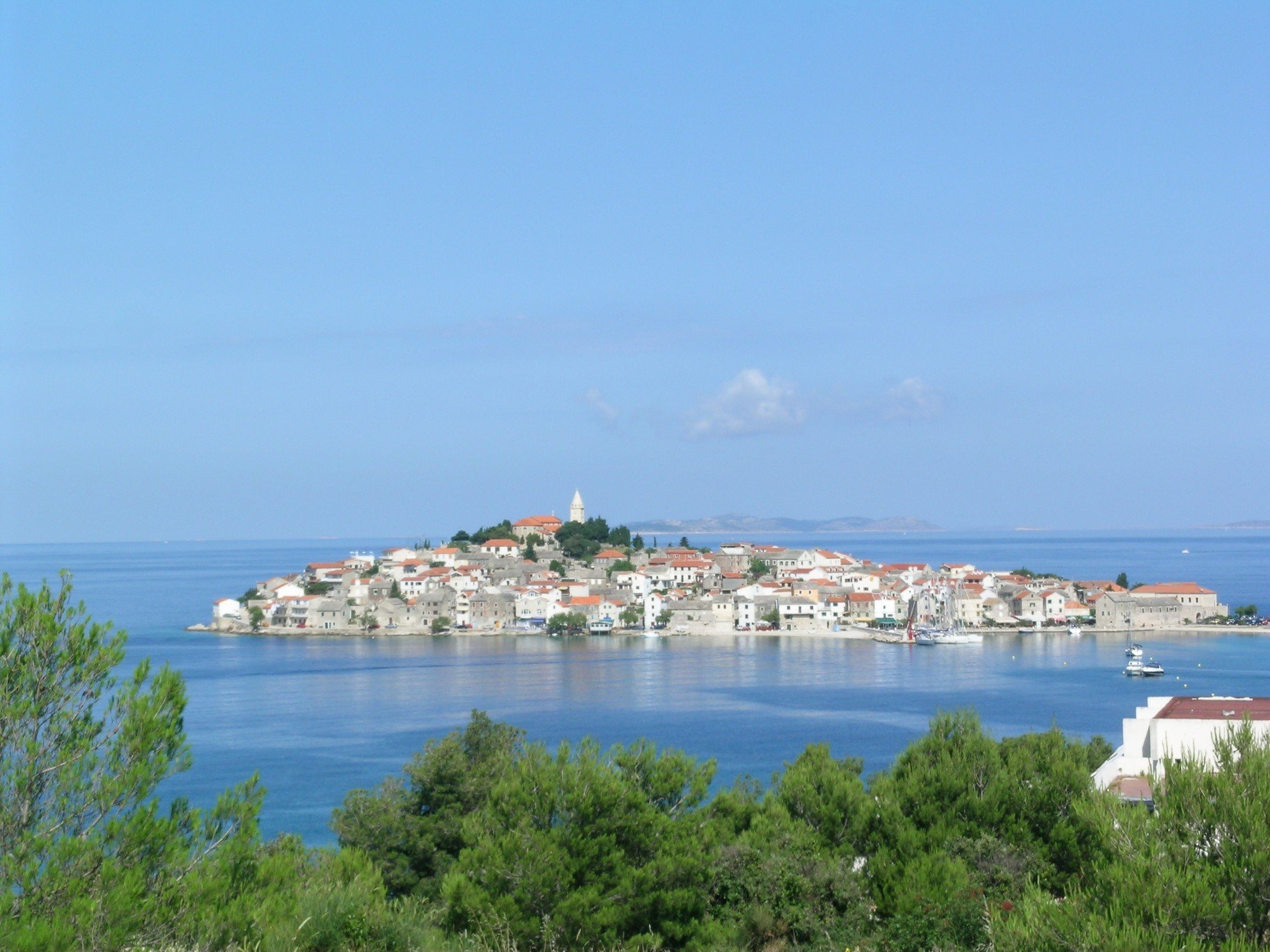 Historické město Primošten