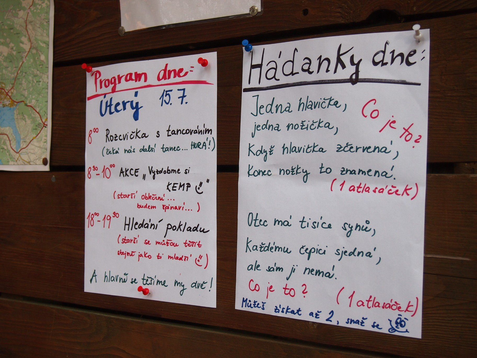 Pakoštane familly week program