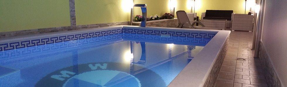 Apartmány Baška voda bazén