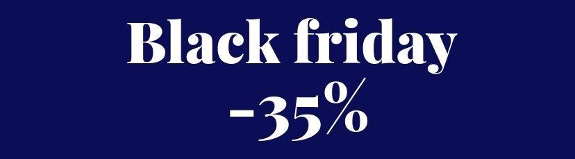 BLACK FRIDAY SE SLEVOU 35%
