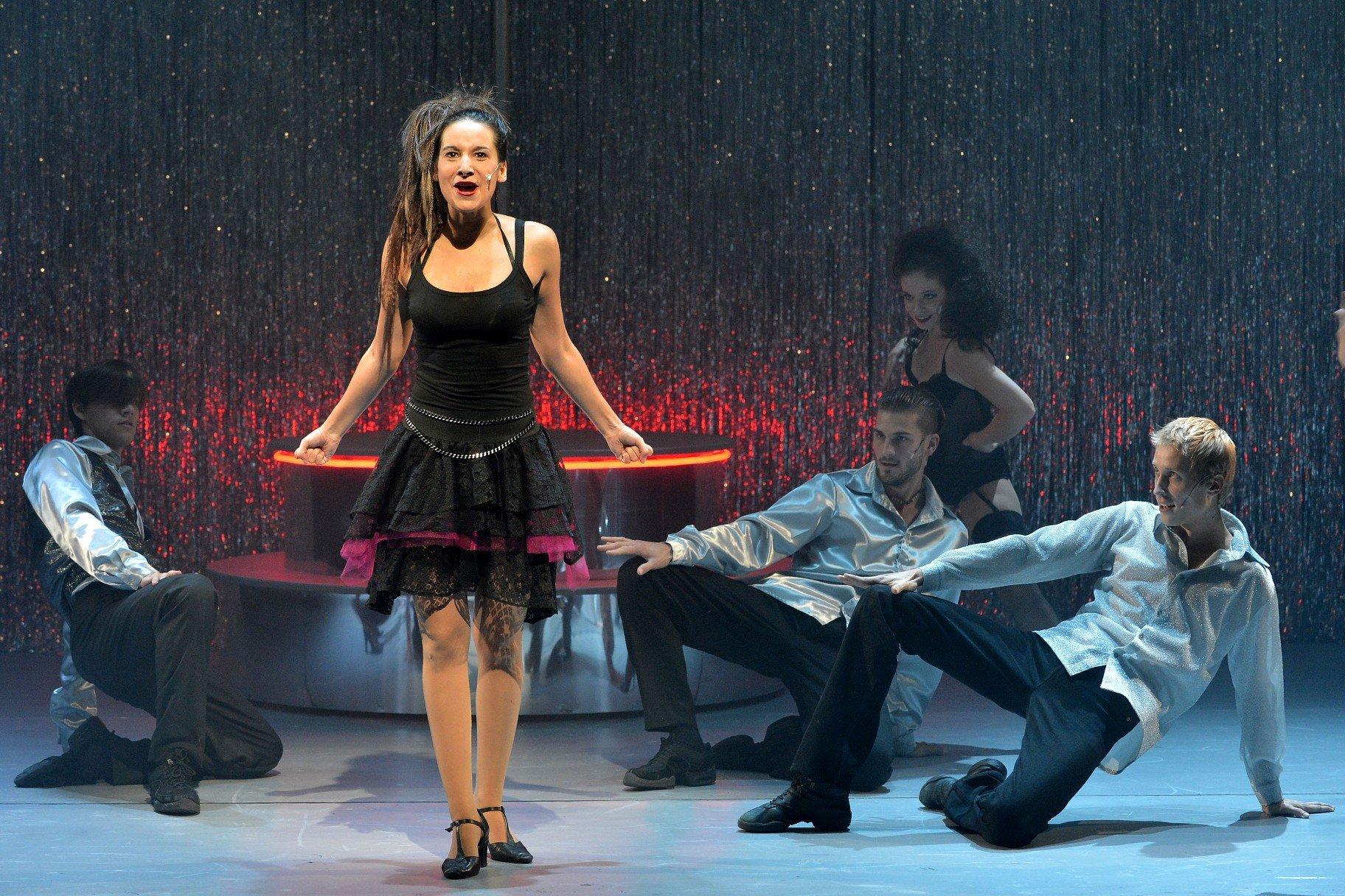 Andrea Zelová - Flashdance MdB